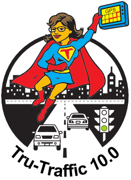 Tru-Traffic Superhero